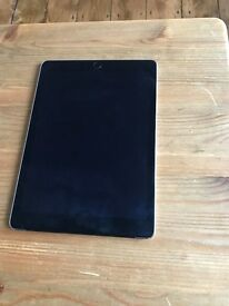 I pad air 2. 6 moths old 128 gig wifi cellular immaculate
