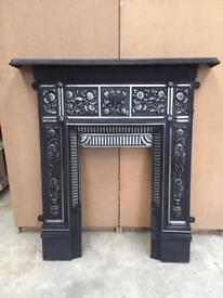 Cast Iron Fireplace (new)