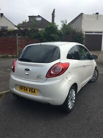 Ford KA Zetec (64 plate) £5,895, Very good condition, 1 female owner