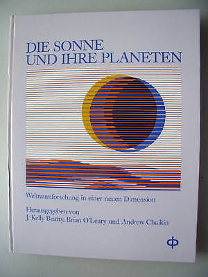 Sonne und ihre Planeten 1985 Weltraumforschung Weltraum