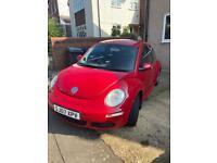 Volkswagen Beetle 1.4 Luna 3 door 72000 miles