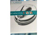 Remington i-light intense pulsed light hair removal