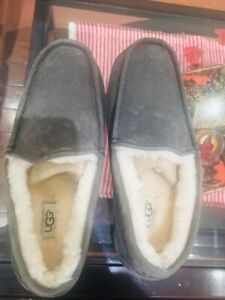 Ugg Mens Charcoal Snow Shoes Brand new winter shoes UGGS Size 9