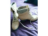 Hardly Worn ladies boots