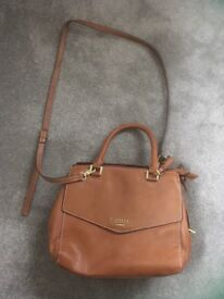 Tan coloured Fiorelli handbag - fantastic condition