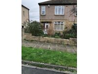 3 bedroom semi detached house to rent (border of Clayton)