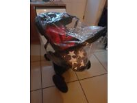 Quinny 3 wheel buggy