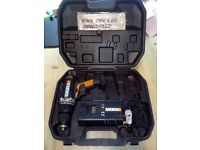 New Worx combi drill body and charger