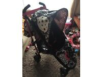 Cosatto Yo Pushchair/Stroller/Buggy-open for offers