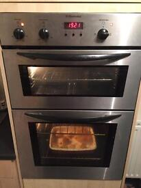 Electrolux Built-in Double Oven