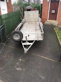 car trailer 12ft - 4ft