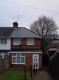3 Bed House Porlock Crescent Northfield