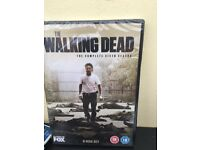 The walking dead box set series 6 unopened
