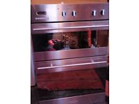 Baumatic 60cm B904.1SS-B Double Built In Electric Oven for sale  Gloucestershire