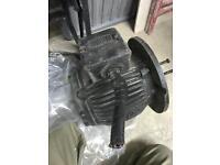 Brook electric motor