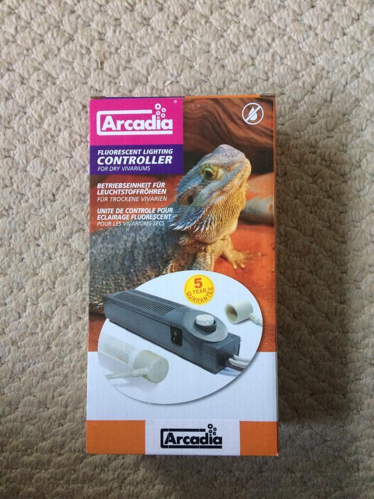 Reptile lighting controller