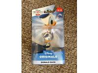Disney infinity 2.0 Donald Duck brand new and sealed