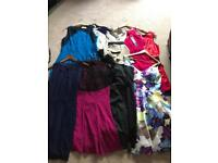 Various Ladies Dresses - Size 14