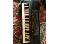 Yamaha electric piano psr400