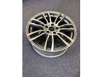 "BMW 3/4 Series 19"" Front Alloy Wheel"