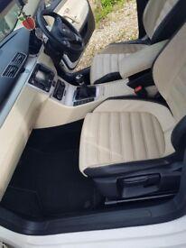 VW Passat CC | White | £7000