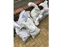 Bags of soil for free in Ponteland