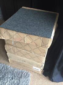 Carpet Tiles - Brand New (Boxed)