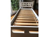 IKEA KRITTER Child's bed frame - Good solid built condition.