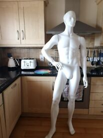 Good quality male mannequin
