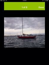 24 foot endeavour moored at Williamstown may swap or trade Tullamarine Hume Area Preview