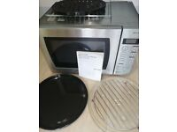 John Lewis 1000w Microwave Oven with Grill and Convention