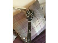 OZARK 2141g 5 string banjo
