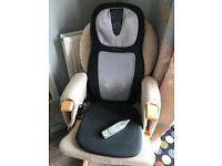 Homedics massage chair insert