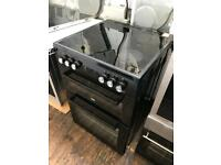 Beko electric cooker 60cm refurbished