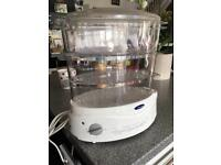 Three Tier Electric Food Steamer