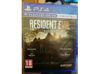 Resident Evil 7 Playstation 4 PS4 Sealed