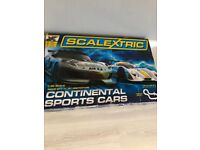 Scalextric continentional cars