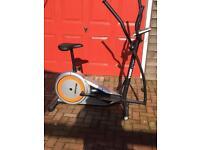 York Aspire 2 in 1 elliptical cross trainer