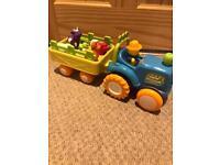 Bruin Farm Moving Tractor & Trailer