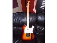 WESTFIELD E3000 TELECASTER + GIG BAG. ( COLLECTION ONLY )