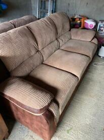Sofa settee 3 + 2 seater