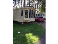 Static Caravan For Sale at 5 star Craigtoun Meadows St Andrews Fife