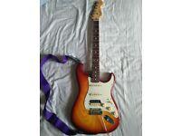 Fender USA 2015 Shawbucker Standard Stratocaster HSS