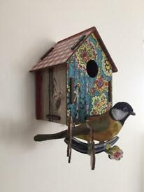 Bird Wall Decoration