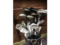 Right hand Golf clubs 42 of inc ping