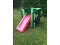 Little Tykes Activity Gym and Slide