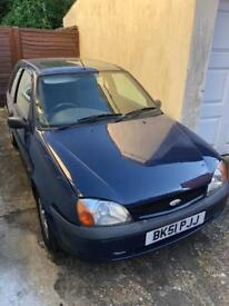 2001 Ford Fiesta - needs work!