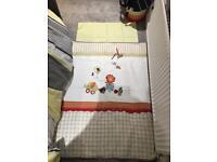Mamas and papas jamboree nursery items