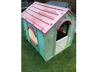 Little tikes playhouse Wendy house