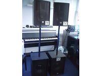 Martin Audio Blackline + F10+ S12+ Pair of each